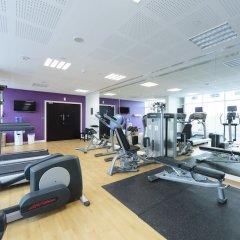 Отель Premier Inn Doha Education City фитнесс-зал фото 3