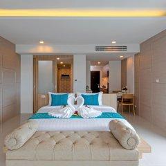 Отель Patong Bay Hill Resort комната для гостей фото 2