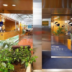 Отель Excel Milano 3 Базильо гостиничный бар