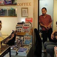 Hostel & Coffee Shop Zabutton Токио фото 5
