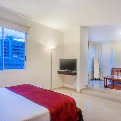 Отель MS Centenario Superior Колумбия, Кали - отзывы, цены и фото номеров - забронировать отель MS Centenario Superior онлайн комната для гостей фото 2