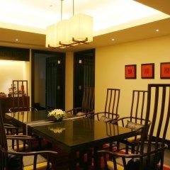 Отель Banyan Tree Lijiang питание