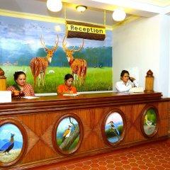 Отель Safari Adventure Lodge Непал, Саураха - отзывы, цены и фото номеров - забронировать отель Safari Adventure Lodge онлайн интерьер отеля фото 2