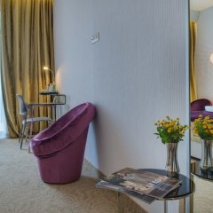 Гостиница Panorama De Luxe комната для гостей фото 8