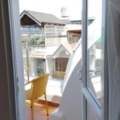 Isana Hotel Dalat Далат балкон
