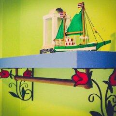 Отель The Castello Resort детские мероприятия