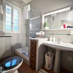Отель Comoda Casa Paleocapa con Giardino Италия, Генуя - отзывы, цены и фото номеров - забронировать отель Comoda Casa Paleocapa con Giardino онлайн ванная