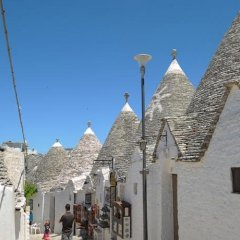 Отель Romantic Trulli Альберобелло фото 6