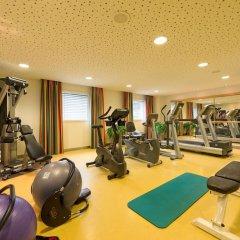 Отель Radisson Hotel Zurich Airport Швейцария, Рюмланг - 2 отзыва об отеле, цены и фото номеров - забронировать отель Radisson Hotel Zurich Airport онлайн фитнесс-зал фото 4