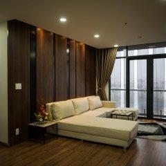 Отель Maika Condotel DaLat Далат комната для гостей фото 3