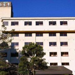 Hotel Manyoutei Никко балкон
