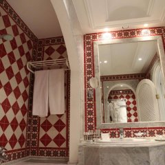 Hotel La Maison Blanche in Tunis, Tunisia from 124$, photos, reviews - zenhotels.com bathroom photo 2