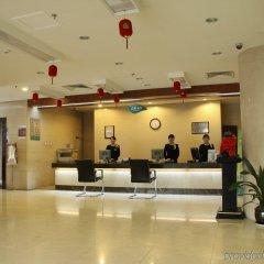 Отель Zhong An Inn An Ding Men Hotel Китай, Пекин - 8 отзывов об отеле, цены и фото номеров - забронировать отель Zhong An Inn An Ding Men Hotel онлайн интерьер отеля