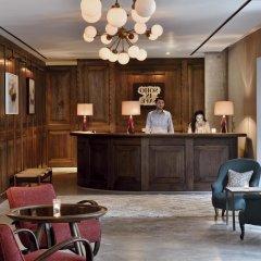Отель Soho House Istanbul интерьер отеля