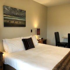 Отель Lake Brunner Accommodation and Golf Course комната для гостей фото 4