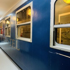 Отель Train Cabin Hostel Бельгия, Брюссель - отзывы, цены и фото номеров - забронировать отель Train Cabin Hostel онлайн интерьер отеля фото 3