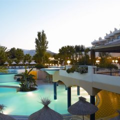 Отель Atrium Palace Thalasso Spa Resort & Villas с домашними животными