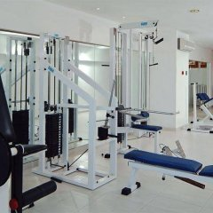Отель Deya Apart фитнесс-зал