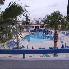 Апартаменты Kefalonitis Apartments бассейн