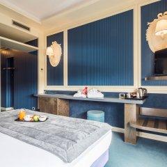 Отель Grande Albergo Roma Пьяченца в номере