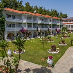 Отель Porfi Beach Ситония фото 11