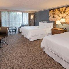 Отель The Westin Prince Toronto Канада, Торонто - отзывы, цены и фото номеров - забронировать отель The Westin Prince Toronto онлайн комната для гостей фото 2