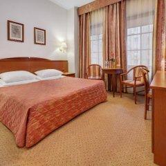 Гостиница Ассамблея Никитская 4* Стандартный номер с двуспальной кроватью фото 6