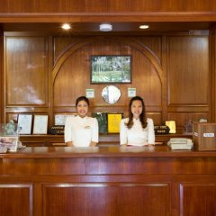 Отель Tropica Bungalow Resort интерьер отеля фото 2