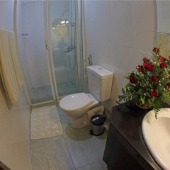 Отель Cafe Aroma Inn ванная фото 2