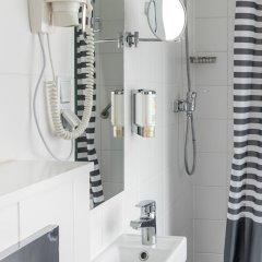 Отель Corner Hotel Польша, Краков - отзывы, цены и фото номеров - забронировать отель Corner Hotel онлайн ванная фото 2