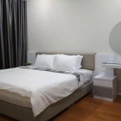 Отель Soho Suites KLCC LX Stay Малайзия, Куала-Лумпур - отзывы, цены и фото номеров - забронировать отель Soho Suites KLCC LX Stay онлайн комната для гостей фото 2