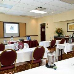 Отель Hampton Inn And Suites Columbus Downtown Колумбус помещение для мероприятий