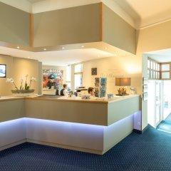 relexa hotel Bellevue интерьер отеля фото 3