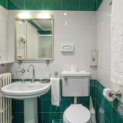 Отель Quisisana Италия, Абано-Терме - отзывы, цены и фото номеров - забронировать отель Quisisana онлайн ванная