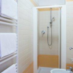 Отель Residence Mimosa Римини ванная фото 3