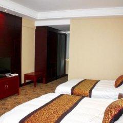 Отель Manhao Guesthouse Suzhou Xishan комната для гостей фото 3