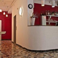 Отель Nizza Римини гостиничный бар