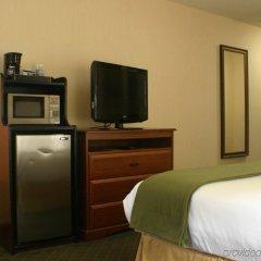 Отель Holiday Inn Express Ex I-71 / OH State Fair / Expo Center США, Колумбус - отзывы, цены и фото номеров - забронировать отель Holiday Inn Express Ex I-71 / OH State Fair / Expo Center онлайн удобства в номере фото 2