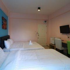 Отель 2BEDTEL Бангкок комната для гостей фото 2