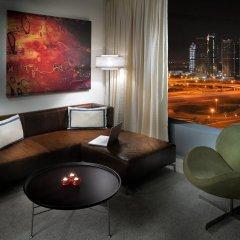Media One Hotel Dubai интерьер отеля фото 2