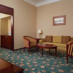 Гостиница Марриотт Москва Тверская комната для гостей фото 4
