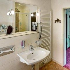 Hotel Sarotti-Höfe ванная