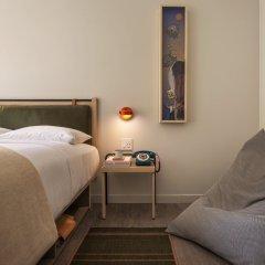 Отель Moxy NYC Times Square США, Нью-Йорк - отзывы, цены и фото номеров - забронировать отель Moxy NYC Times Square онлайн комната для гостей фото 3