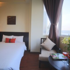 Отель The Light Hotel & Spa Вьетнам, Нячанг - 1 отзыв об отеле, цены и фото номеров - забронировать отель The Light Hotel & Spa онлайн комната для гостей фото 3