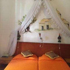 Kiniras Traditional Hotel & Restaurant комната для гостей фото 4