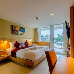 Aspery Hotel 3* Стандартный номер с различными типами кроватей фото 10