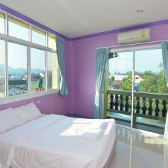 Отель Paknampran Hotel Таиланд, Пак-Нам-Пран - отзывы, цены и фото номеров - забронировать отель Paknampran Hotel онлайн балкон