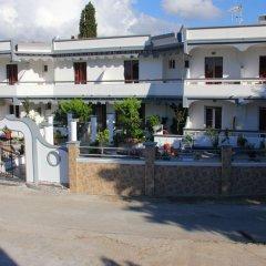 Hotel Dimitra Sun пляж