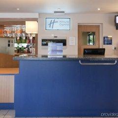 Отель Holiday Inn Express East Манчестер интерьер отеля фото 2