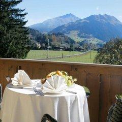 Hotel Bellerive Gstaad балкон